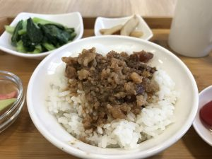 Patch Cafe(補丁咖啡)の滷肉飯