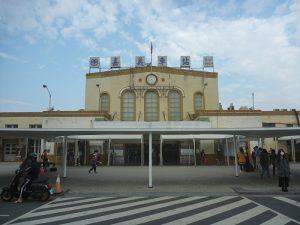 台鉄嘉義駅